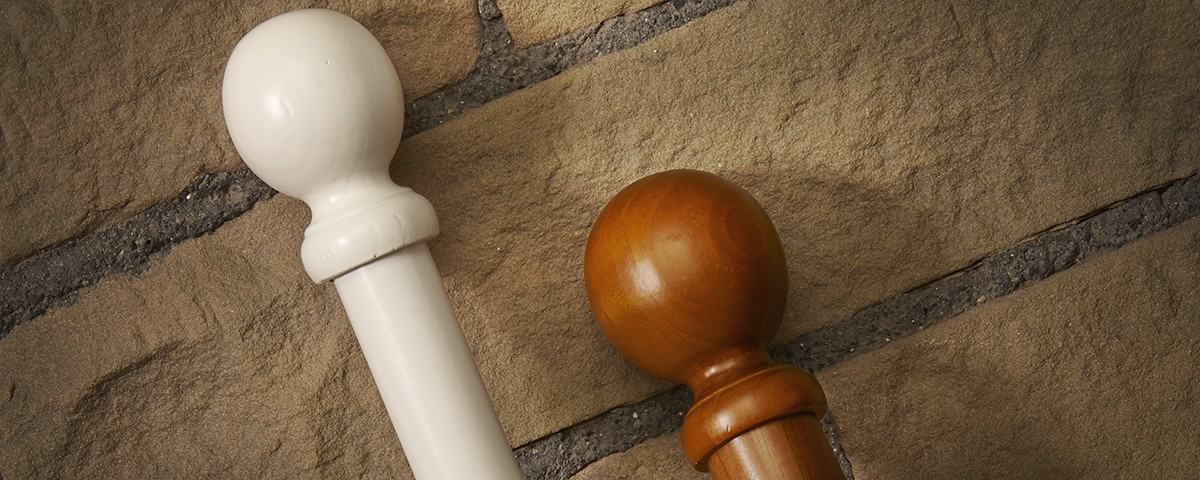 Lincoln Curtain Poles Our Range
